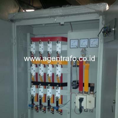instalasi lemari pembagi tegangan