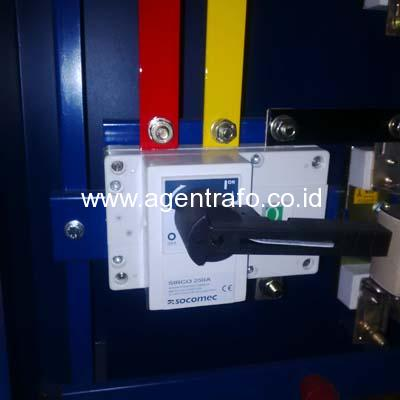switch panel lemari pembagi